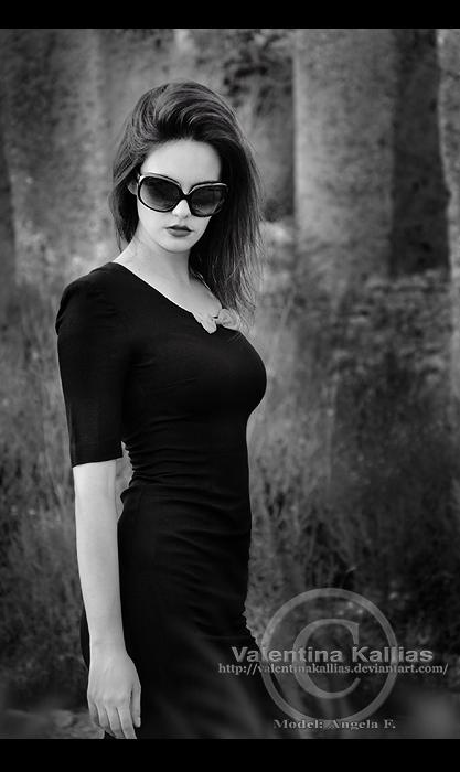 Black Widow by ValentinaKallias