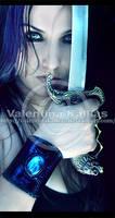 Sword Witch by ValentinaKallias