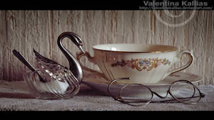 Grandma's teatime stories by ValentinaKallias
