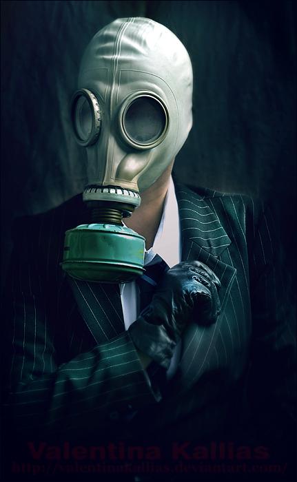 Mr. Foster by ValentinaKallias