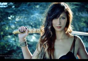 Effy Fox by ValentinaKallias