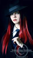 Corporate Vampire by ValentinaKallias