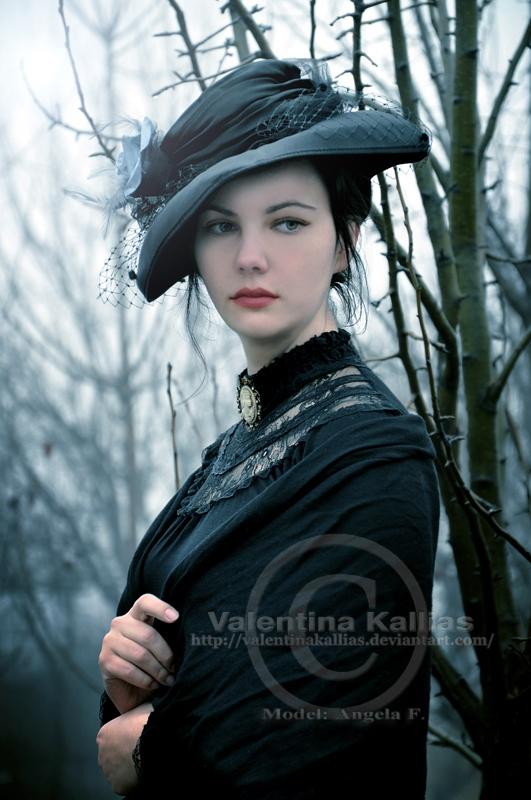 widow by ValentinaKallias