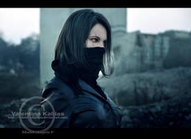 Daywalker by ValentinaKallias