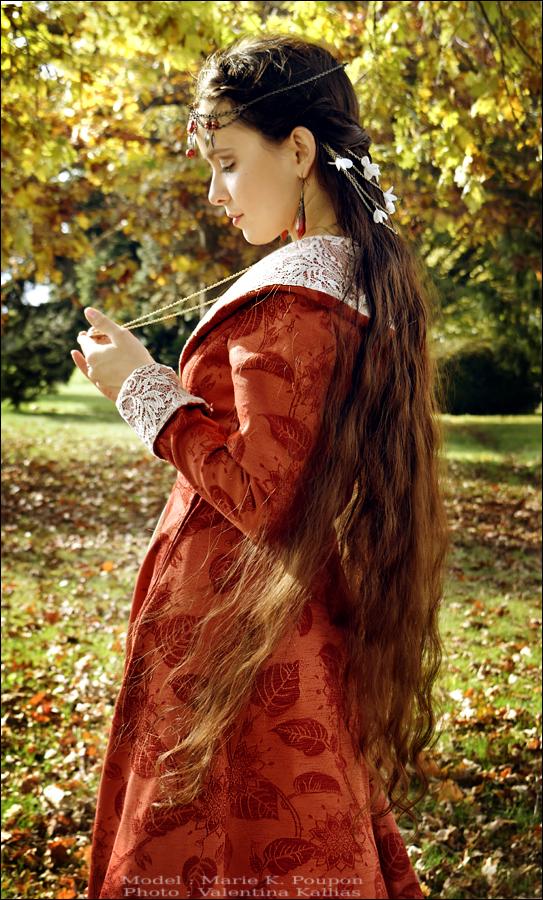 Marie II by ValentinaKallias