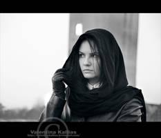 Distopian Witch by ValentinaKallias