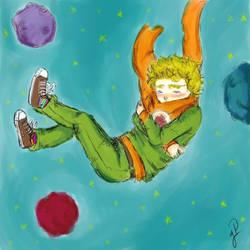 Le Petit Prinz by YayusDerApfel