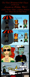DBCT: Assassins on Holiday 1 by Leonette15