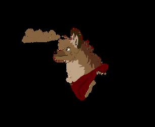Steban headbust for Skailla by xXDragon-artistXx