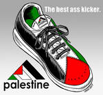 Palestinian tennis shoes