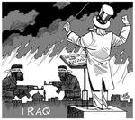 Sectarian war in Iraq