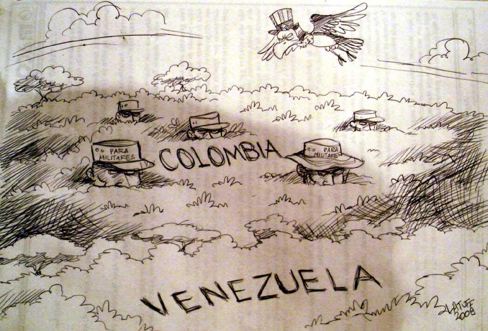 Paramilitaries in Venezuela