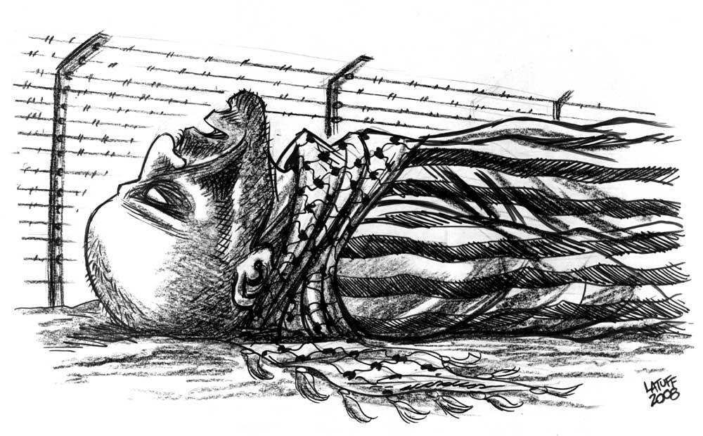 Gaza to face a holocaust