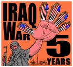 Iraq War 5 years D