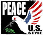 Peace, U.S. style