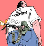 Iraq war cost to US taxpayers