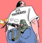 Iraq war cost to US taxpayers