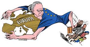EU immigration policy