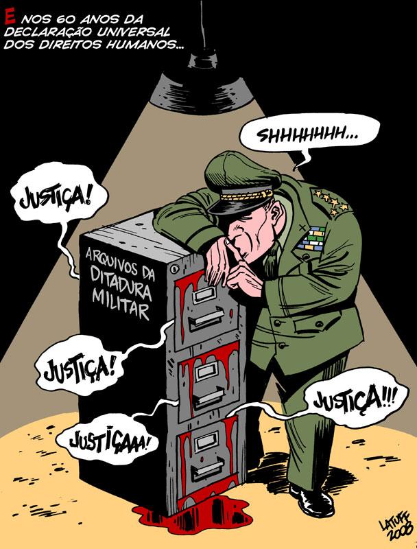 Brazilian dictatorship files by Latuff2 on DeviantArt Ditadura