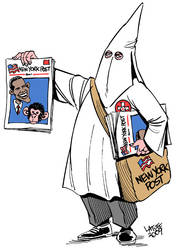 Obama compared to a chimp by Latuff2