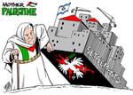 Mother Palestine Settlements