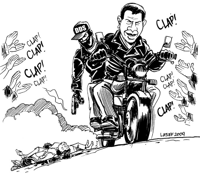Davao Death Squads by Latuff2