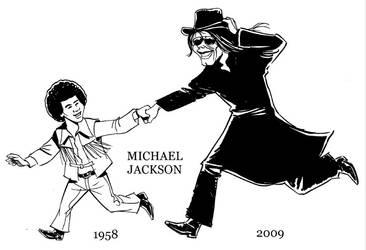 Michael Jackson by Latuff2