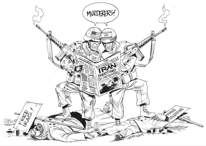Iran under Western Eyes