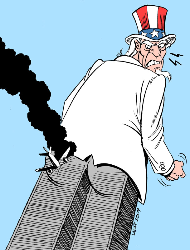 September 11 eight years on by Latuff2