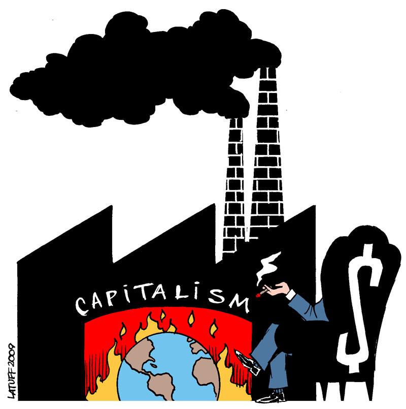 Global Warming by Latuff2