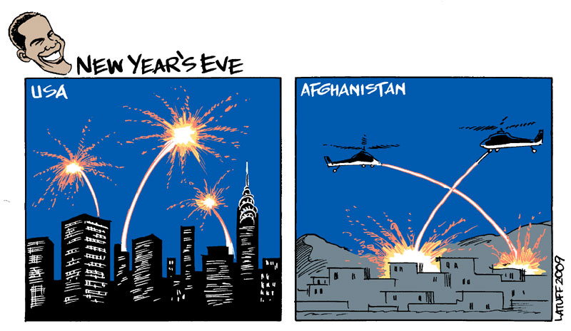 Obama New Year's Eve
