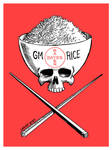 Genetic modified rice DANGER