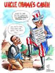 Uncle Obama's Cabin