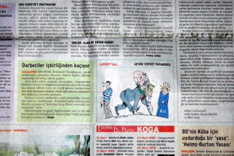 Cartoon in Turkish paper 1 by Latuff2