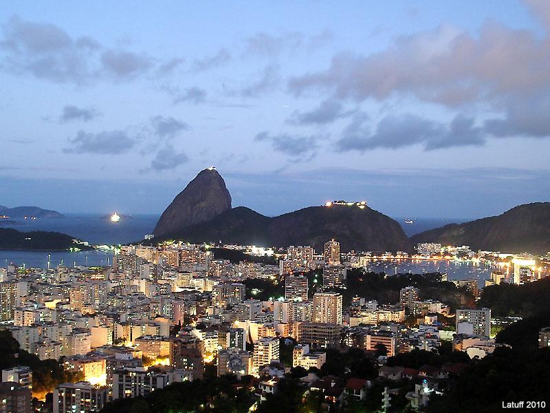Rio de Janeiro by Latuff2