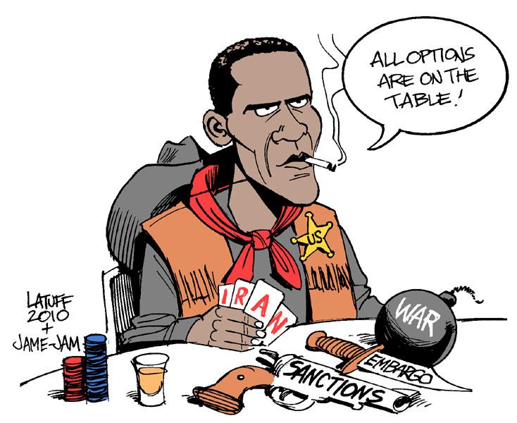 Obama and Iran
