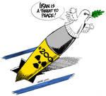 Iran, Israel and 'peace'