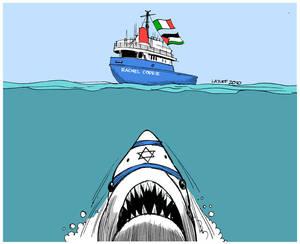 Israel threatens Rachel Corrie