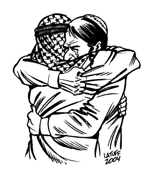 Forgiveness by Latuff2