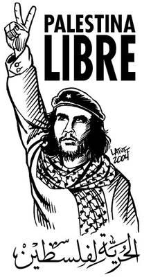 Palestinian Che Guevara