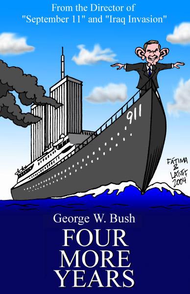 Titanic by Latuff2