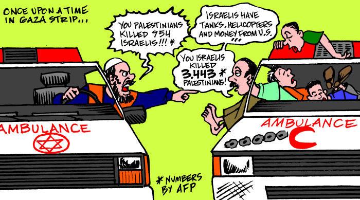 Ambulances by Latuff2