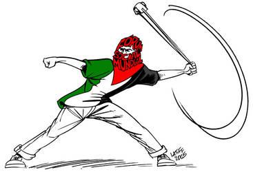 Forum Social Mundial by Latuff2