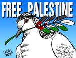 Palestinian Peace Dove