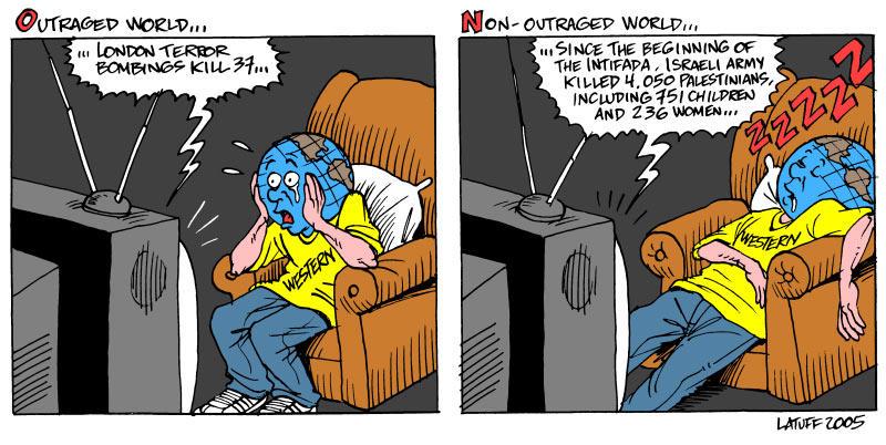 London bomb attacks by Latuff2