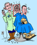 The George Bush Barbershop