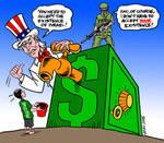 No money for Palestine