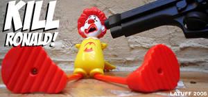 Kill Ronald McDonalds