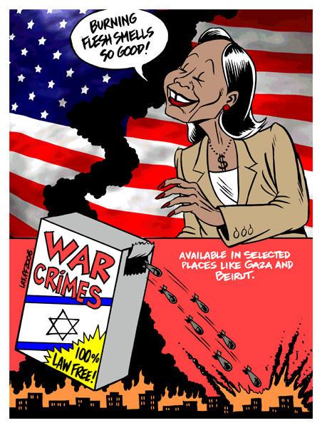 Yummy by Latuff2