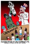 IsraHell war crimes in Qana